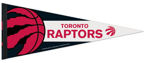 Toronto Raptors Official NBA Basketball Premium Fellt Pennant - Wincraft