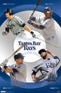 "Tampa Bay Rays ""Cornerstones"" - Costacos 2011"