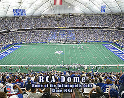 "RCA Dome ""Home of the Colts Since 1984"" - Photofile 2005"