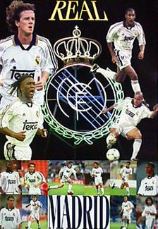 "Real Madrid ""Team 2000"" - U.K. 2000"