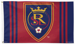 Real Salt Lake Official MLS Soccer DELUXE 3' x 5' Flag - Wincraft Inc.