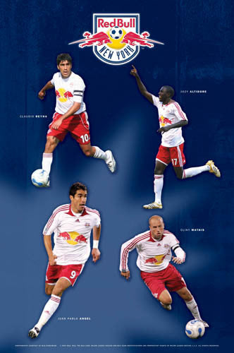 "New York Red Bulls ""Superstars 2007"" - S.E."