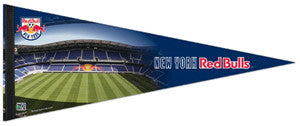 "MLS New York Red Bulls ""Gameday"" Premium Felt Collector's Pennant - Wincraft"