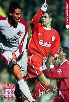 "Jamie Redknapp ""Signature"" - UK 1999"