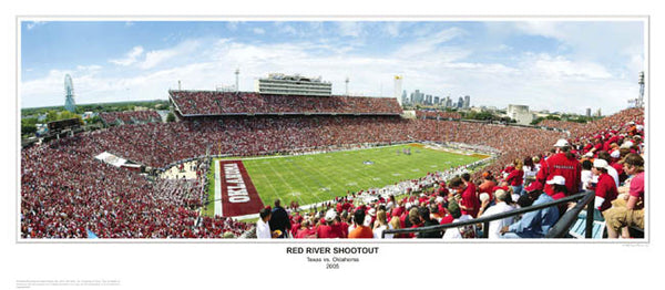 """Red River Shootout"" (Cotton Bowl Stadium) - SPI 2005"
