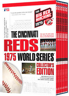 DVD SET: 1975 World Series Collector's Edition