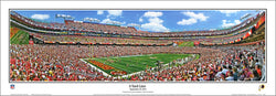 "Washington Redskins ""6 Yard Line"" FedEx Field Panoramic Poster Print - Everlasting 2012"