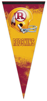 Washington Redskins 1970-71 Throwback EXTRA-LARGE Premium Pennant