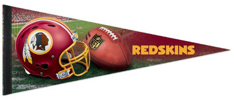 Washington Redskins Premium Felt Collector's Pennant - Wincraft