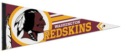 Washington Redskins Official NFL Football Logo-Style Premium Felt Collector's Pennant - Wincraft