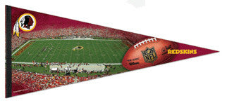 "Washington Redskins ""Gameday"" Extra-Large Premium Felt Pennant - Wincraft"