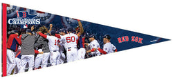 "Boston Red Sox 2013 ""Celebration"" Extra-Large Premium Felt Pennant - Wincraft"