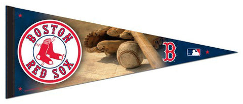 "Boston Red Sox ""Heritage"" Premium Felt Pennant - Wincraft Inc"