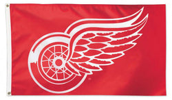 Detroit Red Wings Official NHL Hockey Deluxe-Edition 3'x5' FLAG - Wincraft Inc.