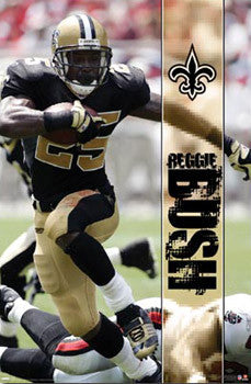 "Reggie Bush ""Action"" - Costacos Sports"