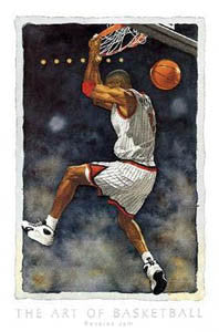 The Art of Basketball, Reverse Jam - Glen Green 2003