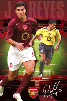 "Jose Antonio Reyes ""Superstar"" - GB 2005"