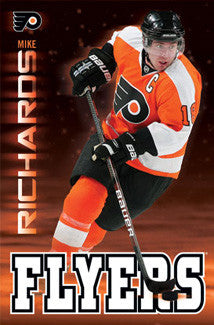 "Mike Richards ""Captain"" - Costacos 2010"