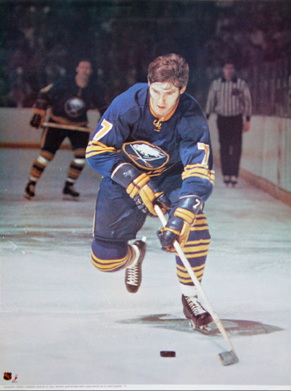 Rick Martin Buffalo Sabres NHL Portnoy Collection Poster - Sports Posters Inc. 1973