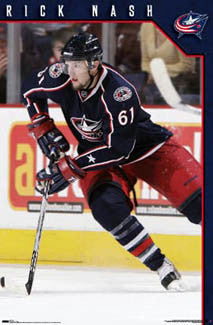 "Rick Nash ""Playmaker"" - Costacos 2008"