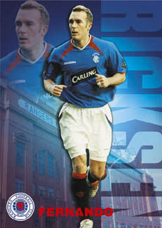 "Fernando Ricksen ""Superstar"" - GB 2005"