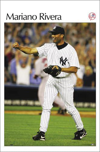 "Mariano Rivera ""Game Over"" New York Yankees Poster - Costacos 2004"