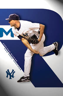 "Mariano Rivera ""Mr. Save"" New York Yankees Poster - Costacos 2006"