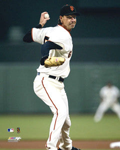 "Randy Johnson ""Real Giant"" (2009) San Francisco Giants Premium Poster Print - Photofile 16x20"