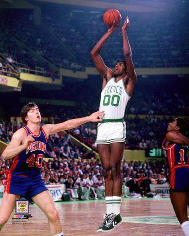 "Robert Parish ""Garden Classic"" (c.1982) Boston Celtics Premium Poster Print - Photofile Inc."