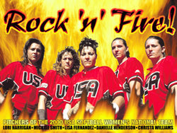 """Rock-N-Fire"" (Pitchers 2000) - USA Softball"
