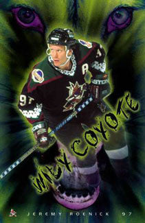 "Jeremy Roenick ""Wily Coyote"" - Costacos 2000"