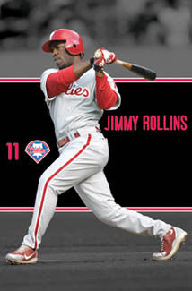 "Jimmy Rollins ""Slash & Dash"" - Costacos 2006"