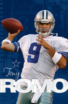"Tony Romo ""Laserbeam"" - Costacos 2009"
