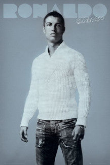 "Cristiano Ronaldo ""Icon"" - GB Eye 2009"