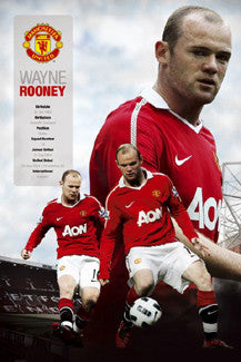 "Wayne Rooney ""Passion"" - GB Eye (UK) 2010"