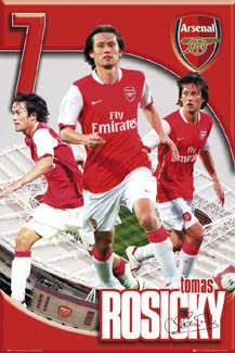 "Tomas Rosicky ""Triple Action"" - GB 2006"