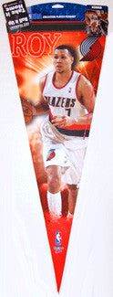 "Brandon Roy ""Action"" Premium Felt Collector's Pennant L.E. /2,009"