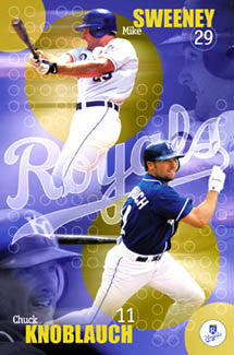 "K.C. Royals ""Power & Speed"" - Costacos 2002"