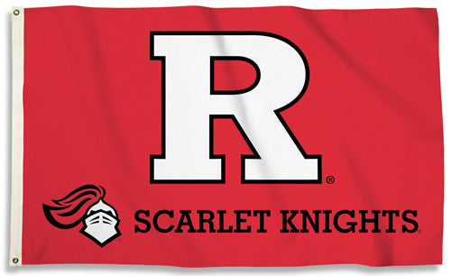 Rutgers University Scarlet Knights Official NCAA Team 3'x5' FLAG - BSI Products Inc.