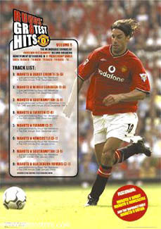 "Ruud Van Nistelrooy ""Greatest Hits"" - GB 2002"