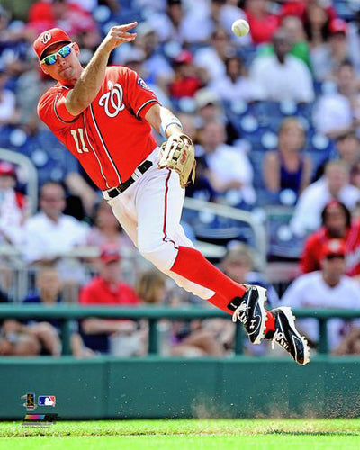 "Ryan Zimmerman ""Superman"" Washington Nationals Premium Poster Print - Photofile 16x20"
