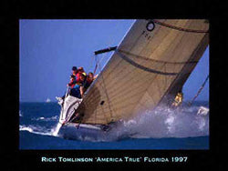 """America True"", Key West Yachting - Art Group Ltd."