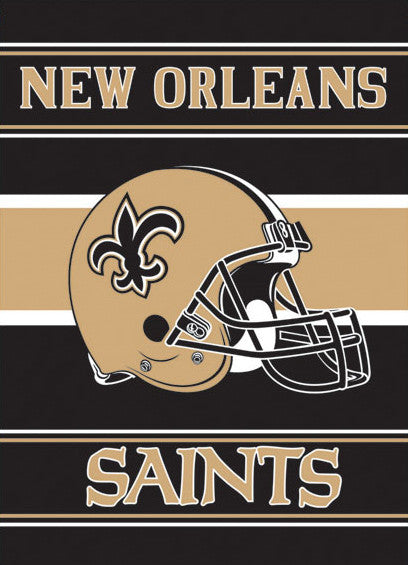 New Orleans Saints Premium 28x40 Banner Flag - BSI Products
