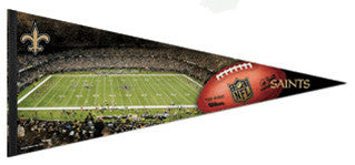 "New Orleans Saints ""Gameday"" Extra-Large Premium Felt Pennant - Wincraft"