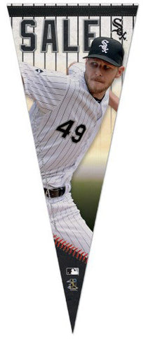 Chris Sale Superstar Series Chicago White Sox Premium Felt Collector's Pennant - Wincraft Inc.