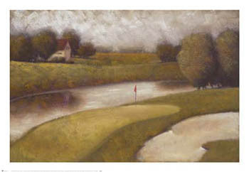 """Sand Trap I"" by Vincent George - Opus One Publishing 2004"