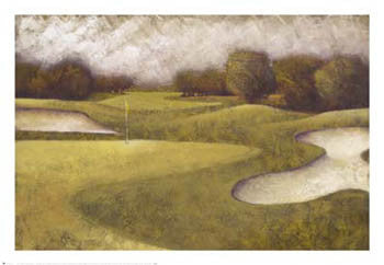 """Sand Trap II"" by Vincent George - Opus One Publishing 2004"