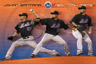 "Johan Santana ""Triple-Action"" - Costacos 2011"