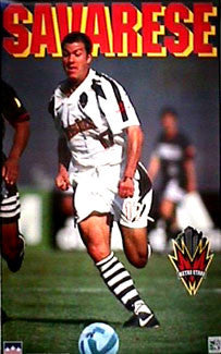 Giovanni Savarese, MetroStars - Starline Inc. 1996