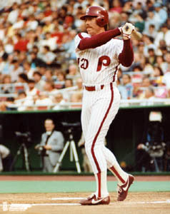 "Mike Schmidt ""Phillies Classic"" (c.1980) - Photofile Inc."